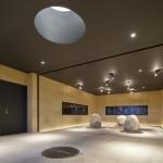 Award winning rammed earth Garangula art gallery NSW