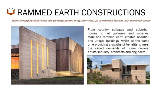 Rammed Earth Benefits Natural amp Beautiful Buildings