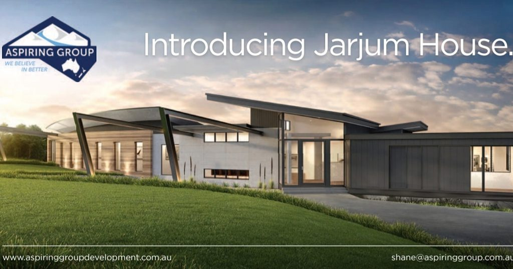 Jarjum House design drawing